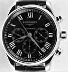 Longines - Master Collection - Automatic Swiss Chronograph -