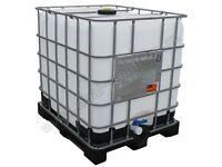1000L ibc tank new and never been used