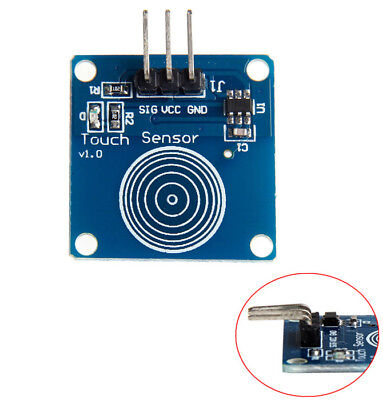 Mini Touch Sensor Capacitive Touch Switch Module Diy For Arduino Digital Ttp223b