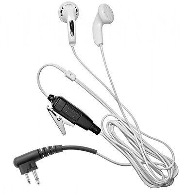 MOTOROLA GP300, GP340 COVERT MP3 EARPHONE HEADSET
