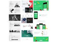 Web designer, Logos , Freelance Graphic Designer, Business cards, Flyers, 3d visualization