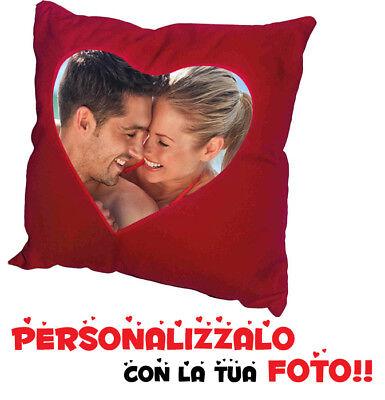 Cuscino_San Valentino_personalizzato con inserto Cuore