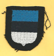 Original WW2 German Patch