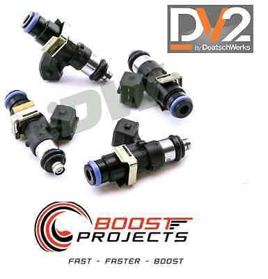 DeatschWerks 06-09 Honda S2000 F22 / 02-11 Civic Si K20 Bosch EV14 1500cc