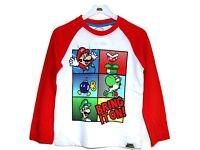 50x Nintendo Super Mario Boys T-shirts Age 9-10-Wholesale price £2.75 Each