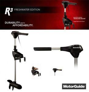 Motor Guide Electric Trolling Motors