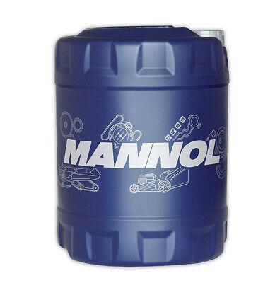 10 LITER MANNOL MOTORÖL RACING+ESTER 10W-60 API SN/CH-4 (MN7902-10)
