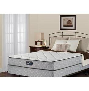 Matelas Grand Lit Simmons Beauty Comfort 768 ressorts ensaches a