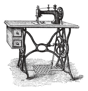 WANTING: Old Antique/Vintage Sewing Machines