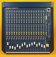 ALLEN & HEATH Mixwizard WZ3 16:2