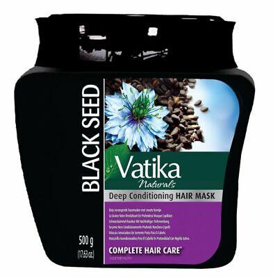 Dabur Vatika Black Seed Deep Conditioning Hair Mask 500g