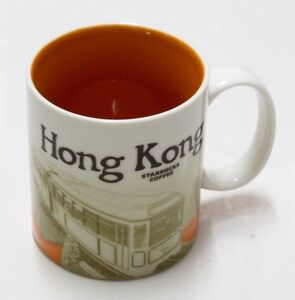Starbucks Hong Kong Mug Collector Series 16 Oz