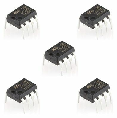 Semiconductors & Actives 20pcs LM358 LM358N LM358P Dual Op