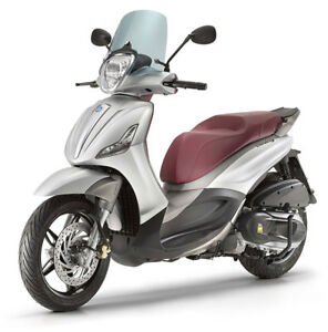 RARELY USED BRAND NEW 2016 PIAGGIO BV350 FOR SALE!!