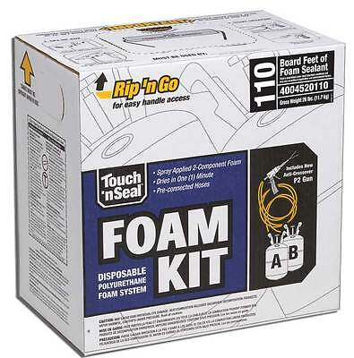Touch N Seal U2-110 Spray Closed Cell Foam Insulation Kit 110 Bf - 4004520110
