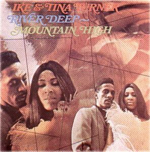 CHECKMATES, IKE & TINA TURNER -River Deep Mountain High CD