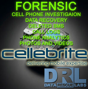 Mobile Phone Data Extraction - iPhone / Cell phone Water Damage