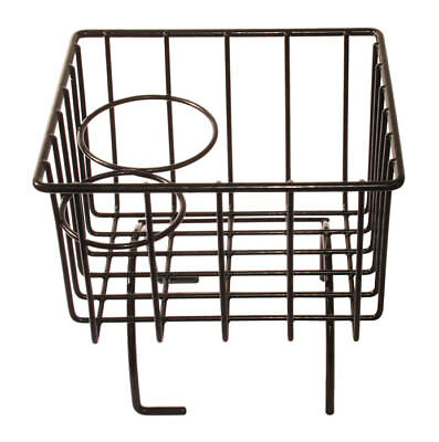 BEETLE CABRIO Tunnel Storage Basket Black All Aircooled with a Tunnel