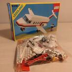 LEGO - Town - 6368 - Jet Airline with BOX