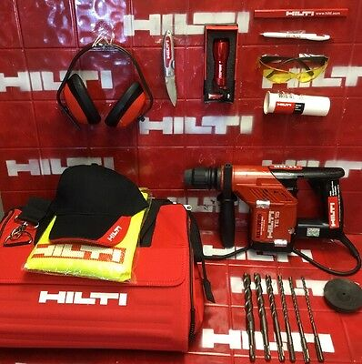 Hilti Te 15 Hammer Drill Lk Preowned Made In Germany Fast Shipping