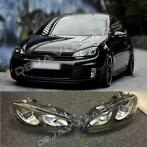 Xenon look LED Koplampen set voor VW Golf 6 GTI R20 VI Rline