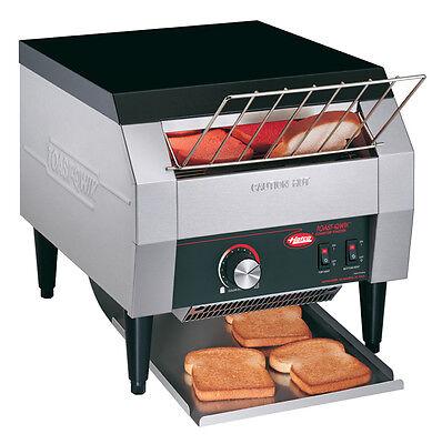 Hatco Tq-10-120-qs Horizontal Conveyor Toaster 300 Slices Per Hour 120v