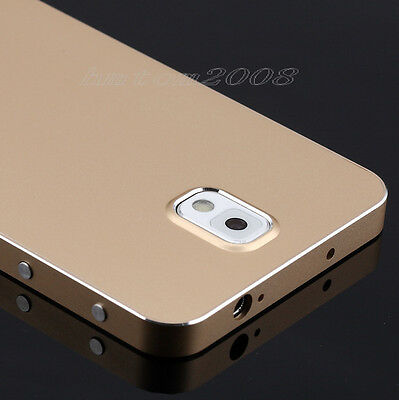 luxury Aluminum Ultra-thin Metal case Cover skin for Samsung galaxy Note 3 N9000