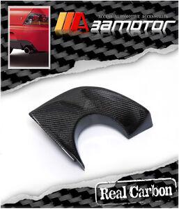 Carbon Fiber Exhaust Heat Shield Protector for Mitsubishi JDM EVO 9 Rear Bumper