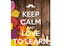 Love to Learn with Jess! Tutoring for children aged 4-11