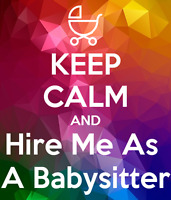 Experienced individual for summer hire babysitter/nanny