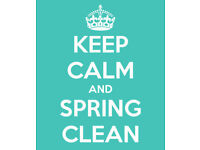 Do you need a Spring Clean cleaner? One off cleaning is our speciality. Exeter & surrounding