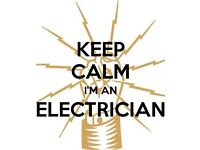 Electrician available for hire
