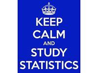 """*** Statistics tutor *** Maths tutor *** Finance tutor *** up to masters level"""