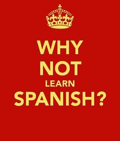 SPANISH LESSONS Private 'One to One' Tuition
