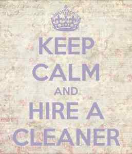 'Cleaning lady' available in KW Kitchener / Waterloo Kitchener Area image 1