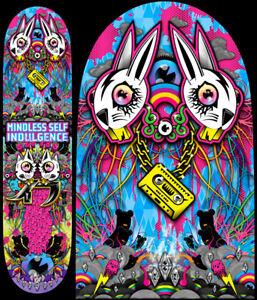 Jordan Haley  MSI Skate Deck