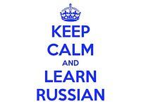Russian language classes!