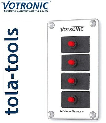 Votronic 1285 Sicherungs-Panel 4 S… |