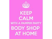 Pamper Partys