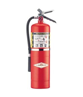 Amerex B456 10lbs. Abc Dry Chemical Fire Extinguisher New Free Fast Shipping