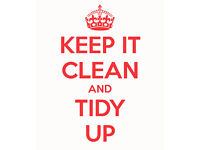 Clean and Tidy