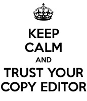 PROFESSIONAL COPY EDITING AND PROOFREADING