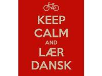Danish lessons