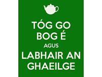 Irish language/ Gaeilge tutor in Belfast