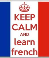 French Tutor grades K-8