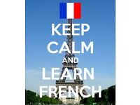 Private French lessons and Job applications prepration