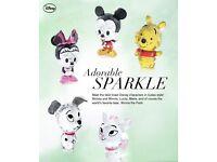 MIB Swarovski Disney Cuties Set -Winnie Pooh, Mickey & Minnie, Lucky & Marie
