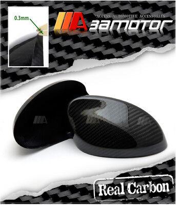 Dry Carbon (Dry Carbon Fiber Door Side Mirror Covers 2PCS for BMW E92 E93 3-Series)