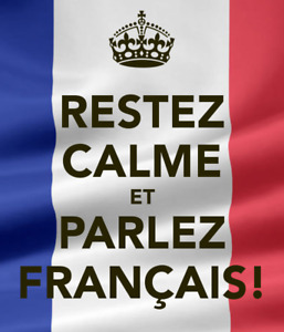 French Language Private Tuition In-Home, In Office or Online