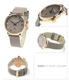 MARC JACOBS LADIES BAKER WATCH - MBM1266